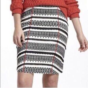 Tabitha Anthropologie Pencil Skirt - Sz 2